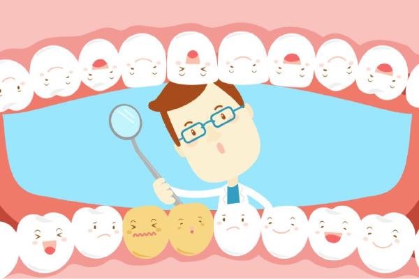 お口全体で虫歯がさらに出来やすくなる